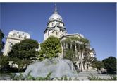 Illinois State Capitol - Route 66 Hotel and Conference Center only 10 minutes away