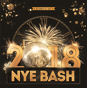 New Year's Eve 2017 Bash at the Route 66 Hotel!
