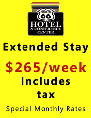 Route 66 Hotel Extended Stay Springfield IL