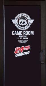 Get your game on at the Route 66 Hotel Gaming Room in Springfield, IL.