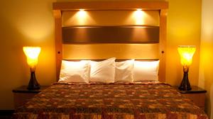 Springfield IL hotel room Route 66