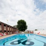 Route 66 Hotel & Conference Center - fun activities in historic Springfield, IL - swim in our outdoor pool!