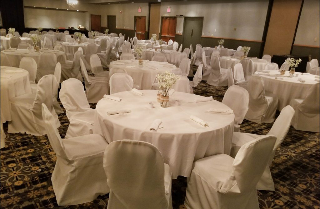 Route 66 Hotel and Conference Center in Springfield - perfect wedding receptions