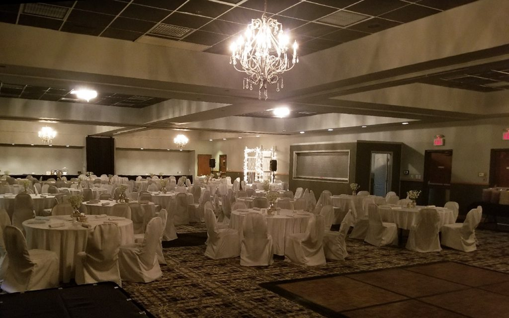 Route 66 Hotel and Conference Center in Springfield - perfect for your wedding reception